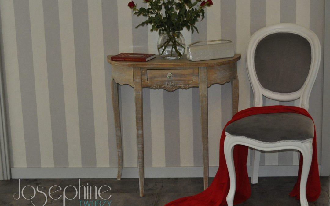 Nowe szaty Ludwika XV – renowacja krzesła