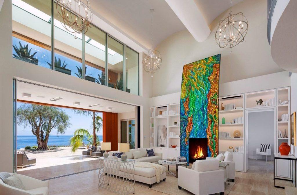 Plany na Nowy Rok? Może luksusowa rezydencja z widokiem na ocean.