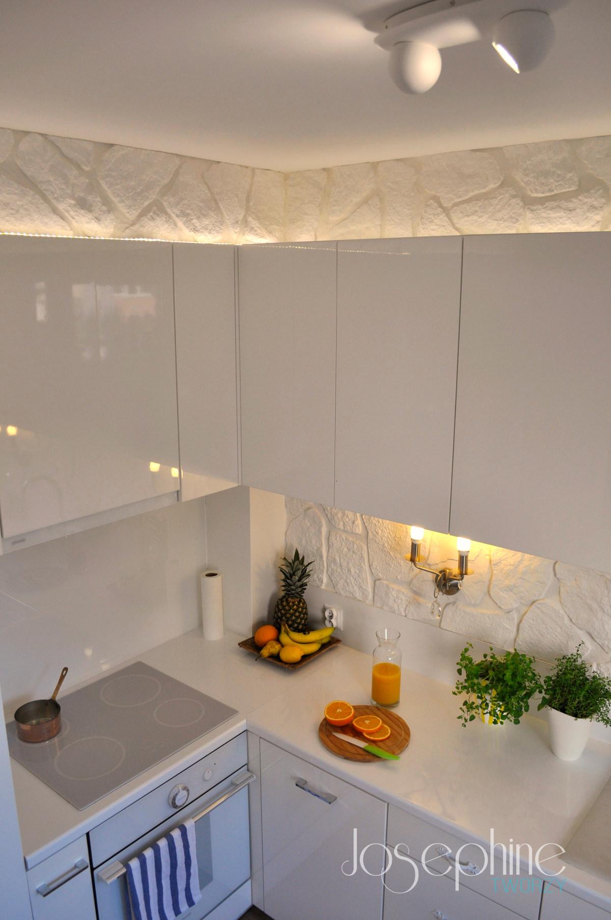 Biała Kuchnia Luksus Czy Przekleństwo Moje Mieszkanie Część