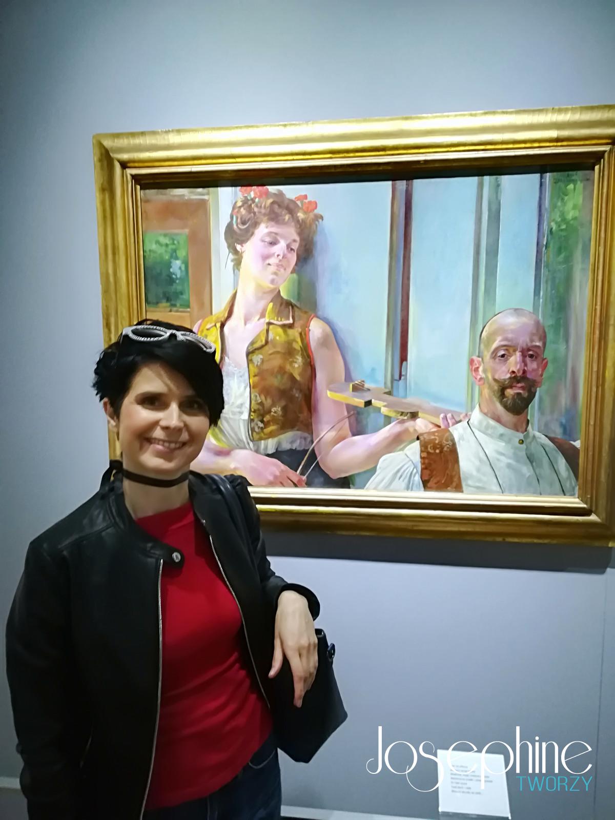 Wystawa obrazów Jacka Malczewskiego