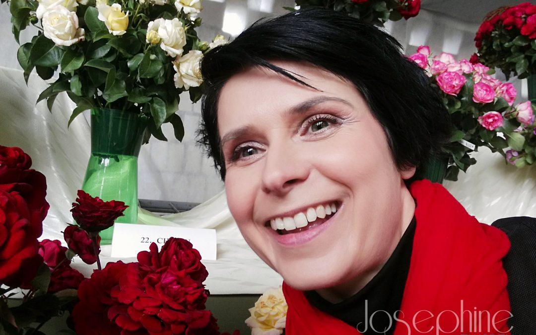 """Kryptonim """"Różyczka"""" czyli święto róż i wybory najpiękniejszej róży w gminie"""