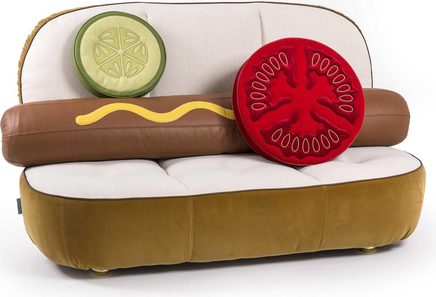 Ekstrawaganckie kanapy i sofy